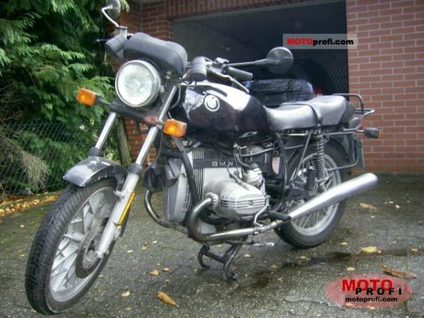 1981 BMW R45 (reduced effect)