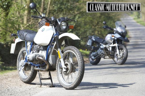 BMW R80 (reduced effect)