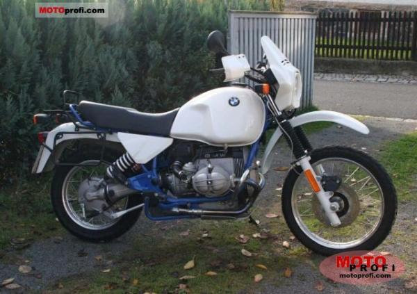 1997 BMW R80GS Basic