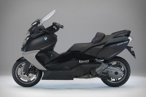 BMW Scooter #1