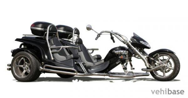 2010 Boom Trikes Fighter X12 Basic