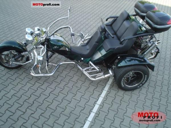 2010 Boom Trikes Muscle Family