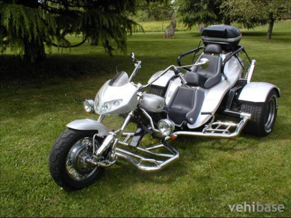 2009 Boom Trikes Muscle Low Rider