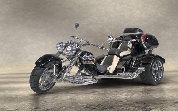 2011 Boom Trikes Muscle Low Rider