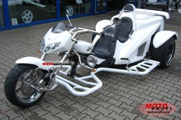 Boom Trikes Mustang ST1 2011 #1