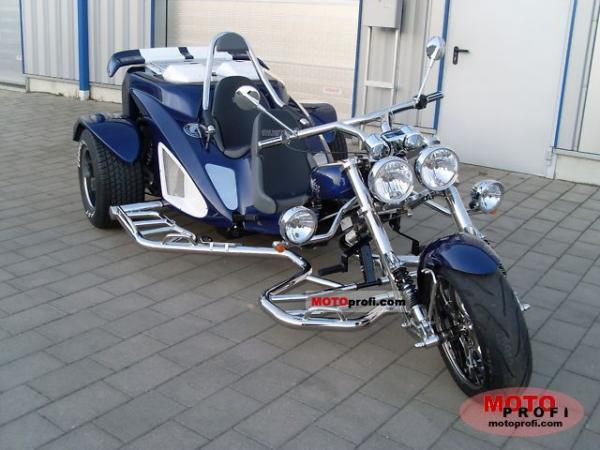 2011 Boom Trikes Mustang ST1