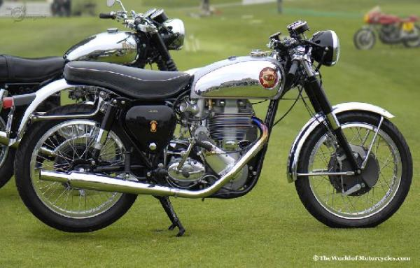 2003 BSA SR 500 Gold