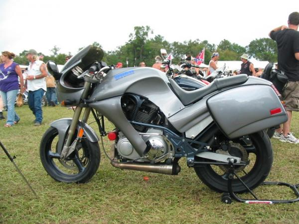 Buell S2-T #1