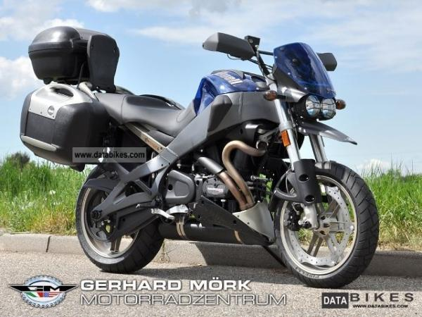 Buell Touring #1