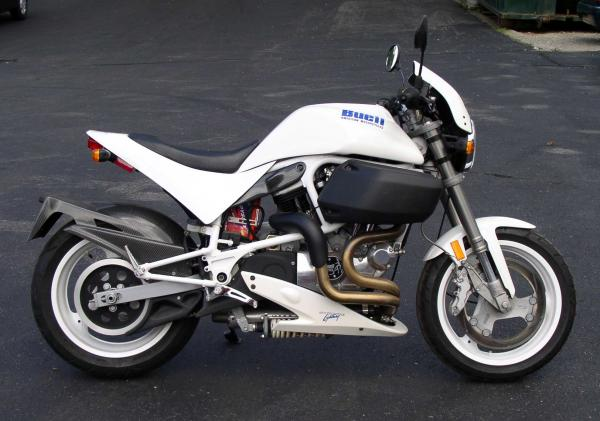 Buell White Lightning 1998 #1