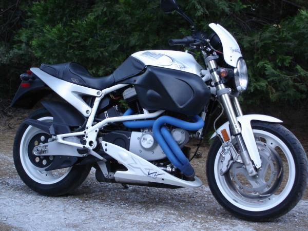 Buell X1W White Lightning