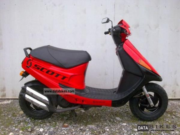 Cagiva Scooter #1