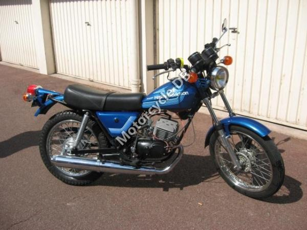 1981 Cagiva SST 250 Chopper