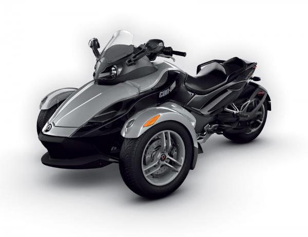 Can-Am Spyder Roadster 2008 #1