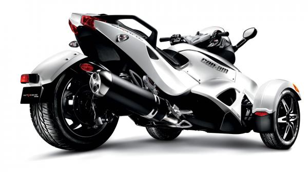 Can-Am Spyder Roadster RS 2011 #1