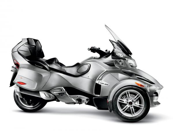 Can-Am Spyder Roadster RT Limited
