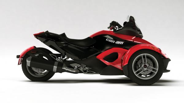 Can-Am Spyder Roadster SE5 #1