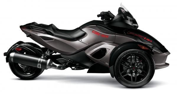 Can-Am Spyder RS-S #1