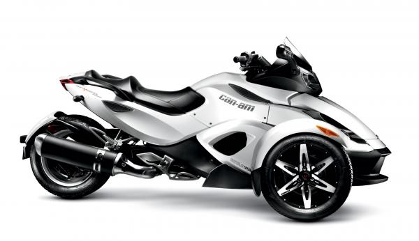 Can-Am Spyder RS-S 2010 #1