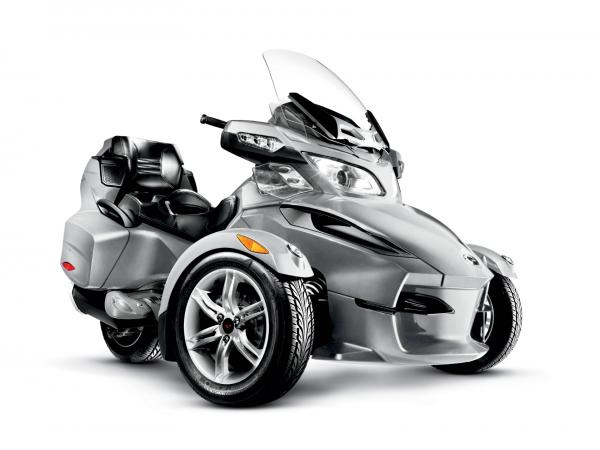 Can-Am Spyder RT #1