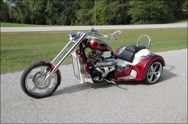 Cheetah Trike Chopper