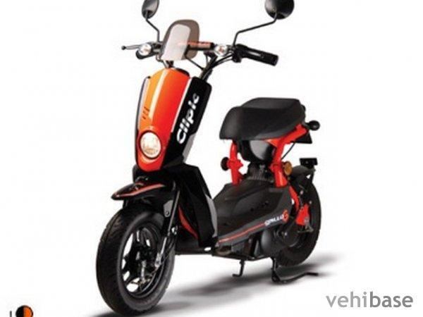 Clipic Bull 50cc Junior