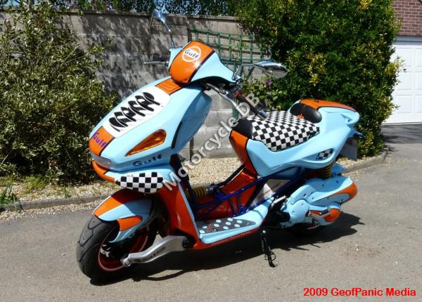 2008 Clipic CJ50 Hit3 Replica Junior