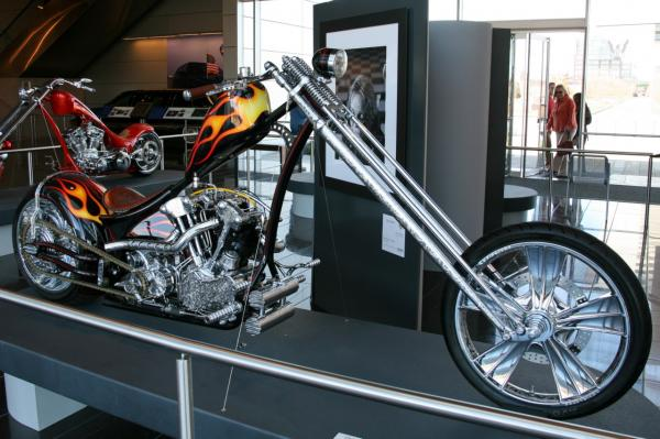 Covingtons Chopper