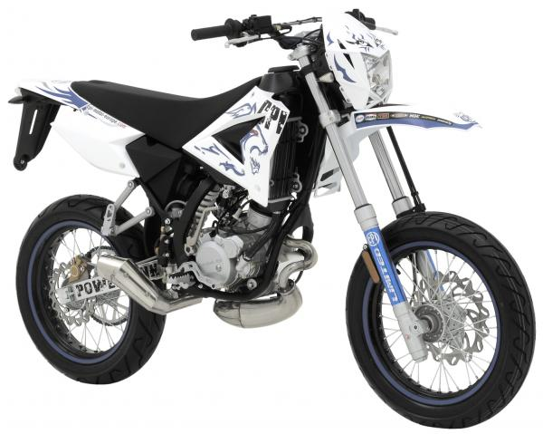 CPI Supermoto White Edition