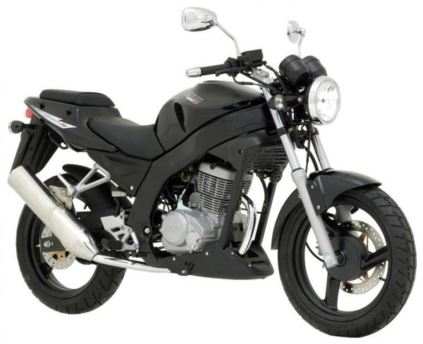 2011 Daelim Roadsport 125