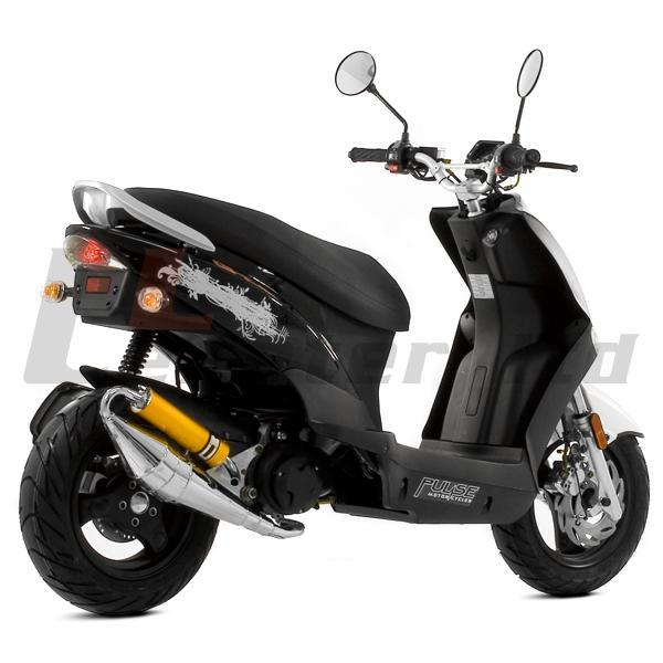 2010 Dafier Scooterone 125