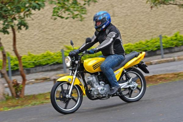 2011 Dafra Speed 150