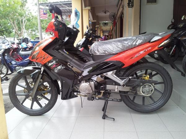 2011 Demak Matrix Sport Z