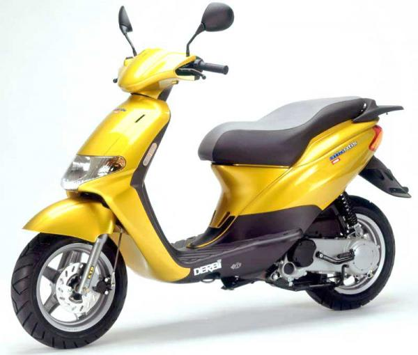 Derbi Atlantis City 100 4T