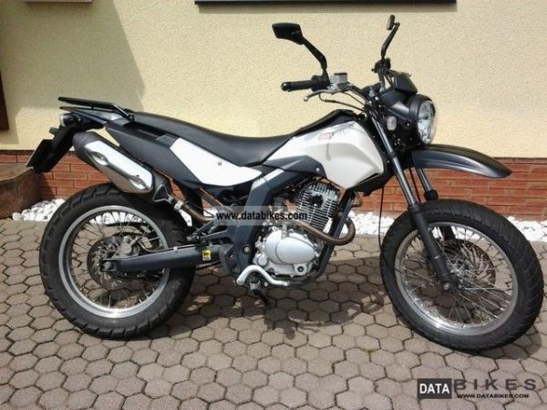 2008 Derbi Cross City 125