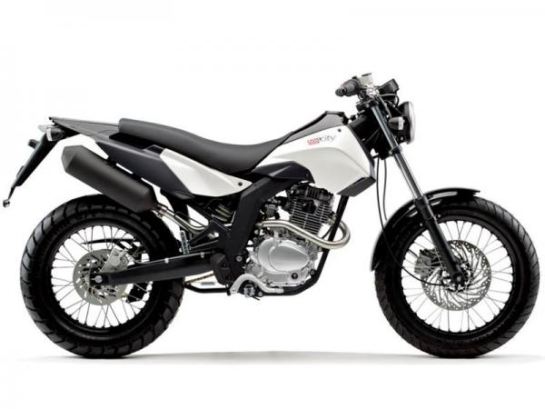 2009 Derbi Cross City 125