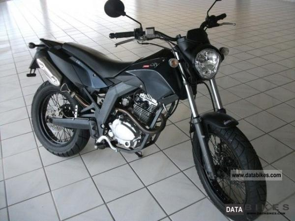 2007 Derbi Cross City 50