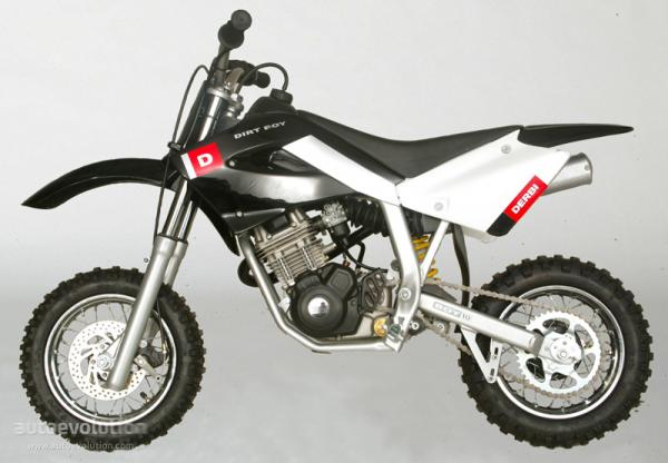 Derbi Dirt Kid 100