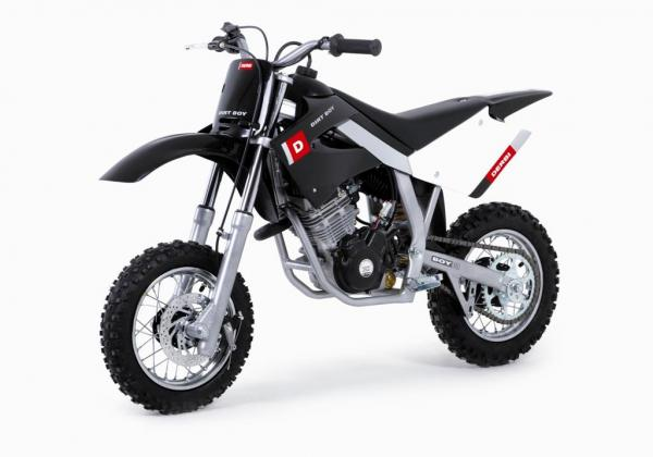 2008 Derbi Dirt Kid 50