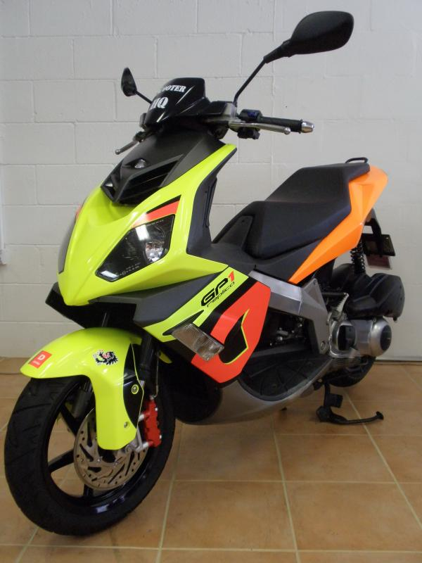 2008 Derbi GP1 250 Racing