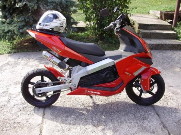 Derbi GP1 50 Racing