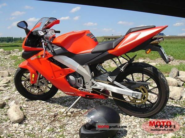 2006 Derbi GPR 50 Racing