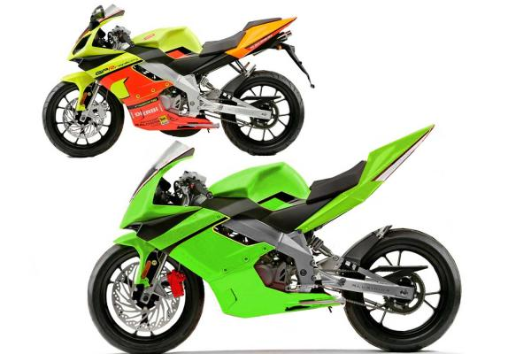 Derbi GPR 50 Racing Race Replica