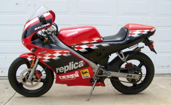 2009 Derbi GPR 50 Racing Race Replica