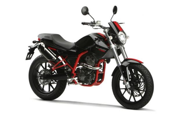 Derbi Mulhacen 125 Cafe