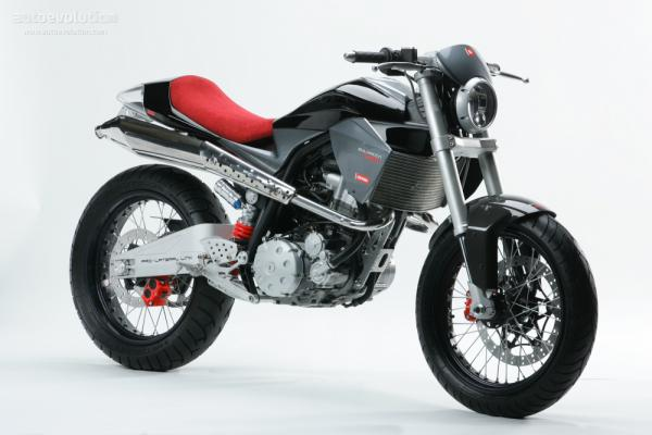 2010 Derbi Mulhacen Cafe 659