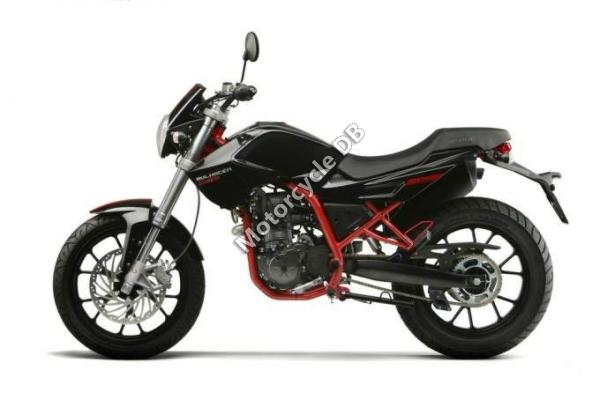 Derbi Mulhacn 125ST Freexter