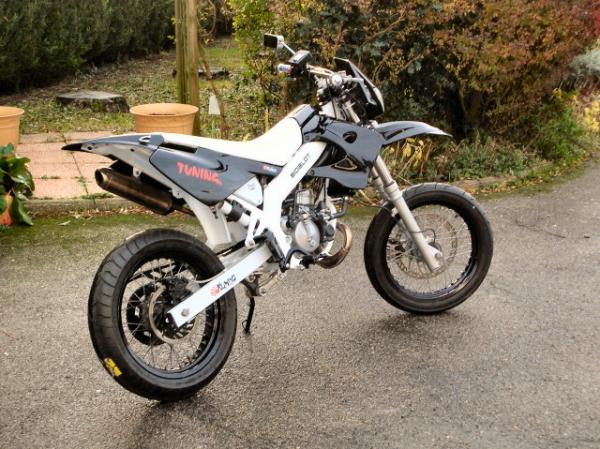 Derbi Supermotard DRD