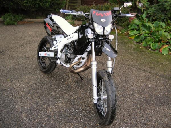 Derbi Supermotard Racer