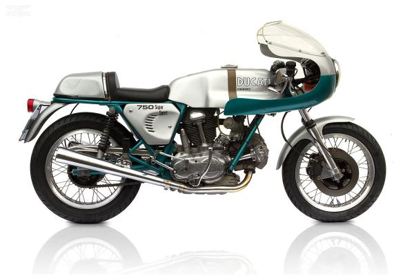 Ducati 750 Supersport
